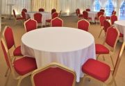 5 foot round tables